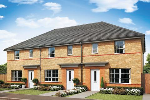 3 bedroom end of terrace house for sale - Ellerton at Emberton Grange Hassall Road, Alsager ST7