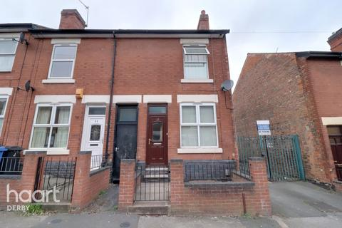 2 bedroom end of terrace house for sale - Chatham Street, Derby
