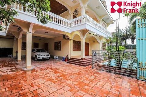 5 bedroom house - Khan Chomkarmorn, Sangkat Tonle Bassac, KHSV79