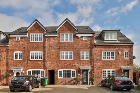 4 bedroom townhouse for sale - George Street, Hurstead, OL16 2RR