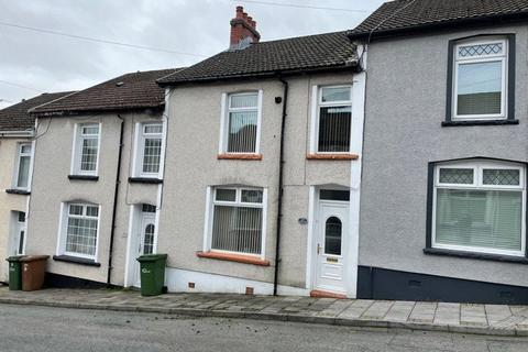 3 bedroom terraced house for sale - Edmund Street, Pontlottyn, Bargoed, Caerphilly, CF81