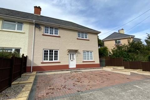 4 bedroom semi-detached house to rent - Langley Gardens, Chulmleigh