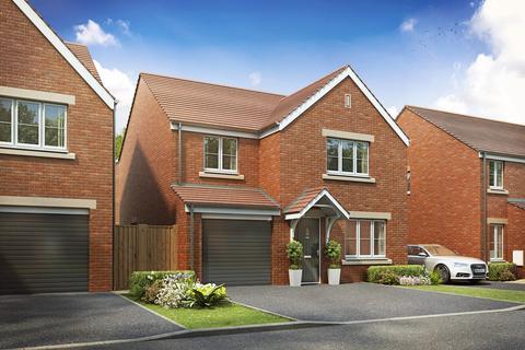 4 bedroom detached house for sale - Plot 325, The Roseberry at Hampton Gardens, Hartland Avenue, London Road PE7