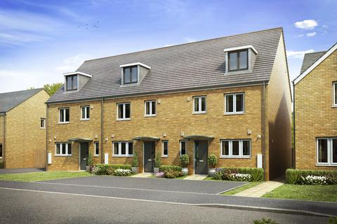 4 bedroom semi-detached house for sale - Plot 425, The Leicester at Hampton Gardens, Hartland Avenue, London Road PE7