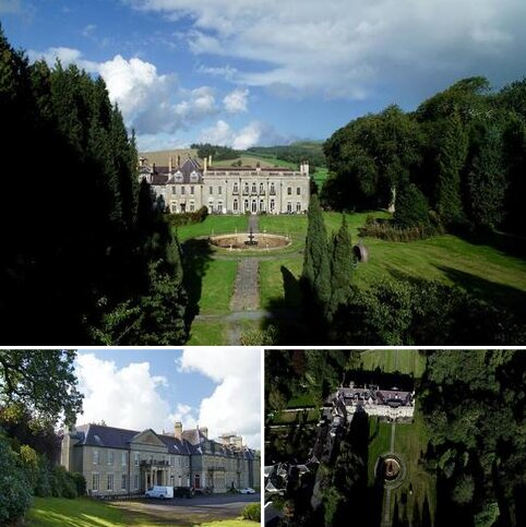 10 bedroom country house for sale - Trawsgoed Mansion