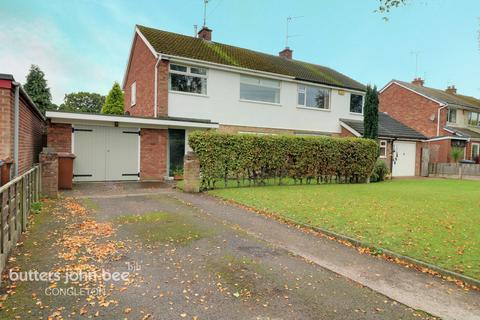 3 bedroom semi-detached house for sale - Longdown Road, Congleton