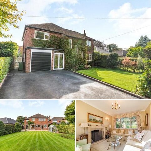 4 bedroom detached house for sale - Carlton Avenue, Wilmslow, Cheshire, SK9