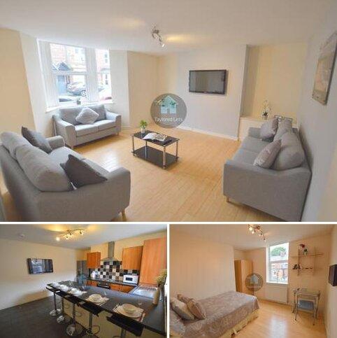 6 bedroom terraced house to rent - Warwick Street, Newcastle upon Tyne NE6