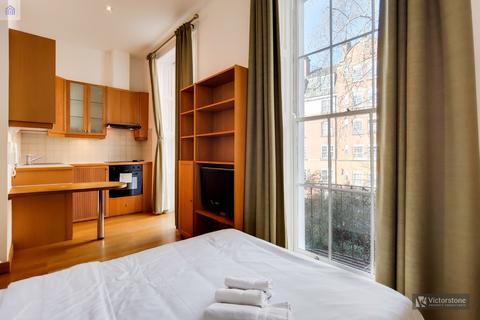 Studio to rent - Cartwright Gardens, Bloomsbury, London, WC1H