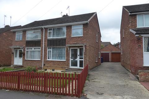 3 bedroom semi-detached house for sale - Hillview Crescent, Banbury