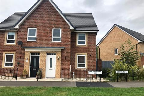 3 bedroom semi-detached house to rent - Northumbrian Way,, Killingworth, Newcastle Upon Tyne, Tyne & Wear, NE12