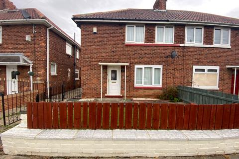 2 bedroom semi-detached house to rent - Overdale Road, Middlesbrough, North Yorkshire, TS3