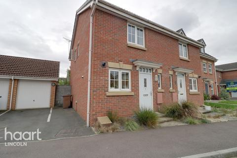 2 bedroom end of terrace house for sale - Caesar Road, Lincoln