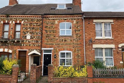 3 bedroom terraced house for sale - Byron Street, Poets Corner, Northampton NN2 7JD