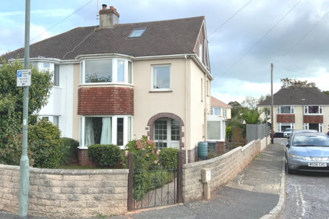 4 bedroom semi-detached house for sale - Cadewell Crescent, Shiphay, Torquay