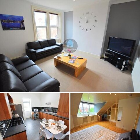 4 bedroom flat to rent - Granville Gardens, Newcastle upon Tyne NE2