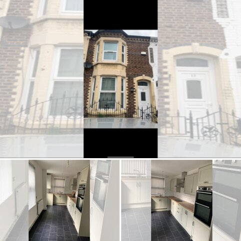 3 bedroom terraced house to rent - Hawkesworth Street, Liverpool L4