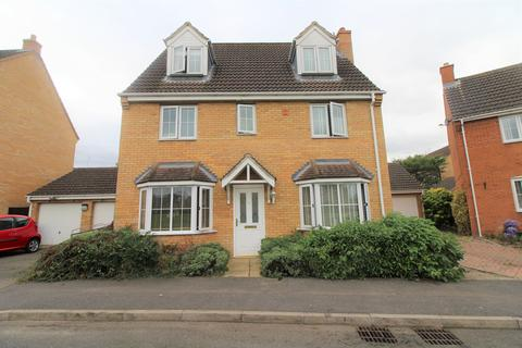 5 bedroom detached house for sale - Driffield Way, SUGAR WAY, Peterborough, PE2