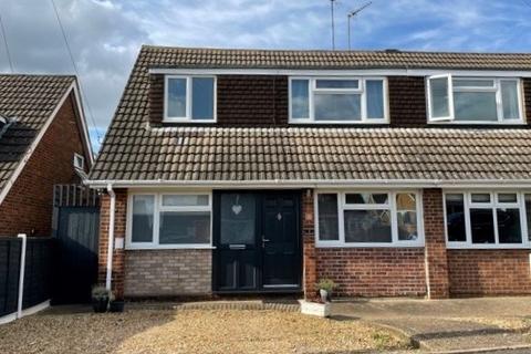 3 bedroom semi-detached house for sale - Grasscroft,Kingsthorpe ,Northampton,NN2 8QH