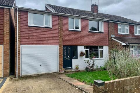 5 bedroom semi-detached house for sale - Bradden Close, Kingsthorpe, Northampton Nn2 8NW