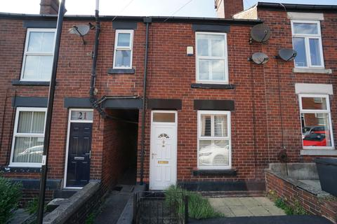 2 bedroom terraced house to rent - Nettleham Road, Sheffield, South Yorkshire