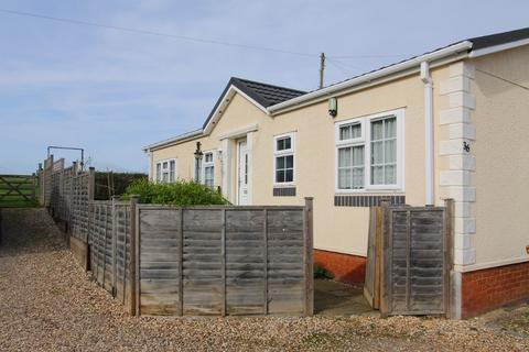 2 bedroom mobile home for sale - Elmstead Park, East Cholderton, Andover, SP11