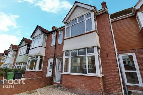 3 bedroom terraced house for sale - Latimer Road, Exeter