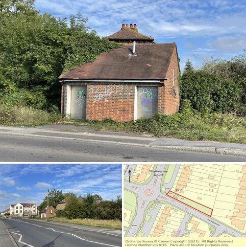 Plot for sale - Former W.C.s & Land Shipbourne Road/The Ridgeway, Tonbridge, Kent