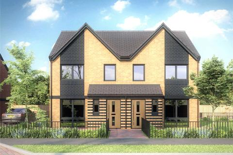 3 bedroom semi-detached house for sale - Plot 33 The Oak, Urban Square, Handley Chase, NG34