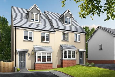 3 bedroom semi-detached house for sale - Plot 138 Hanbury, Saxon Gate.