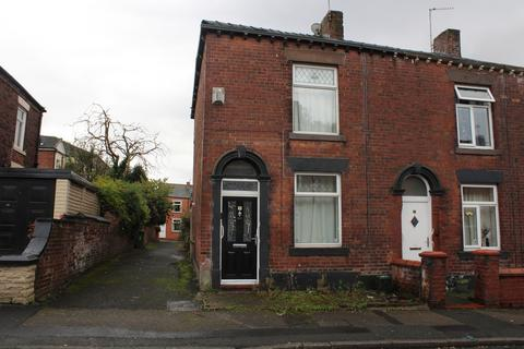 2 bedroom end of terrace house for sale - Queen Street, Royton, Oldham