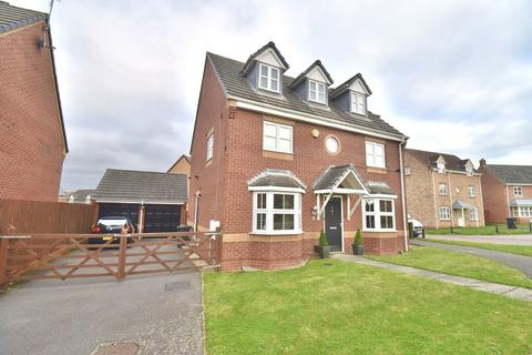 5 bedroom detached house for sale - Edgefield Close, Hamilton, Leicester