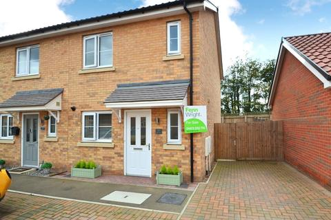 2 bedroom end of terrace house for sale - The Circle, Great Blakenham, Ipswich