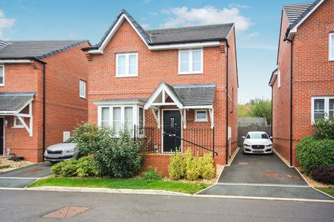4 bedroom detached house for sale - Ladybower Grove, Stoke-on-Trent