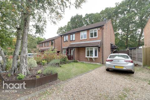 2 bedroom semi-detached house for sale - Woodvale Avenue, Lincoln