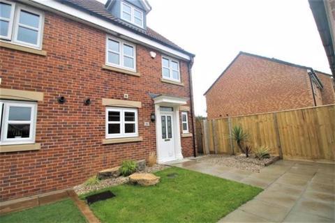 4 bedroom semi-detached house for sale - Kenwood Crescent, Ingleby Barwick, Stockton, TS17 5BS