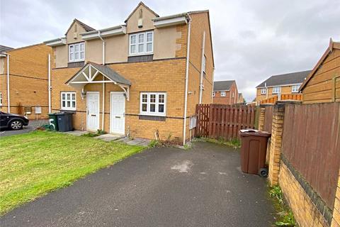 2 bedroom semi-detached house to rent - Fullbeck Close, Allerton, Bradford, BD15