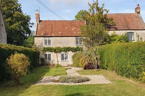 3 bedroom semi-detached house for sale - Hamlet setting, beautiful cottage with fantastic gardens- Hunstrete