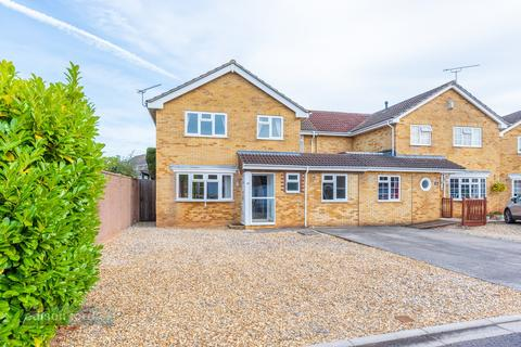 5 bedroom link detached house for sale - Cornwall Crescent, Yate, Bristol, BS37