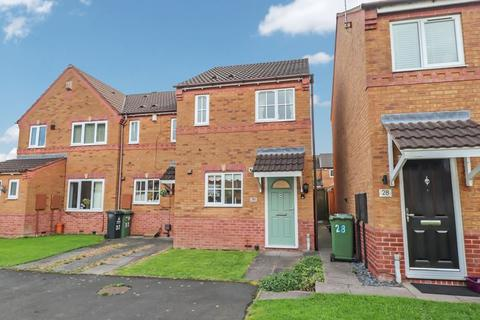 2 bedroom end of terrace house for sale - Astbury Close, Turnberry, Walsall