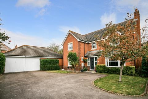 4 bedroom detached house for sale - The Ashes, Wootton, Northampton, NN4