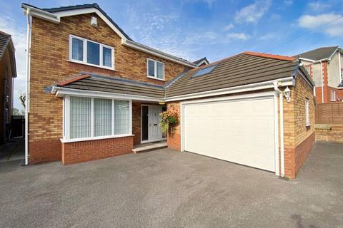 4 bedroom detached house for sale - Orchard House, Heol Eglwys, Bridgend, CF31 4LY