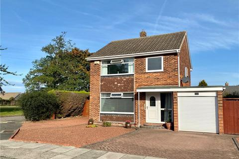 3 bedroom detached house for sale - Springfield Close, Eaglescliffe