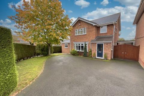 5 bedroom detached house for sale - Barnsdale Close, Trentham