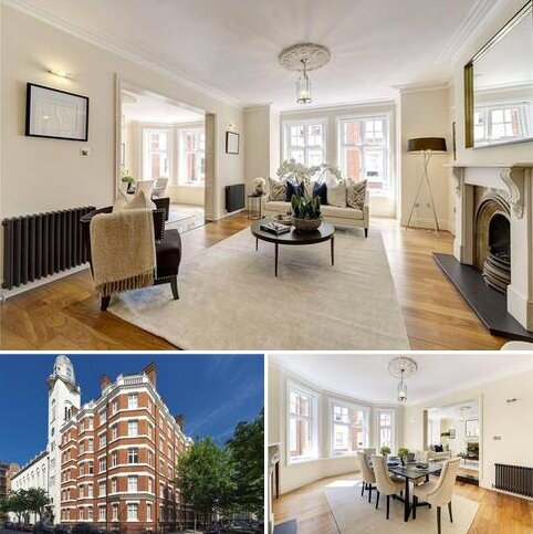 3 bedroom character property to rent - Wilbraham Mansions, 10 Wilbraham Place, London, SW1X
