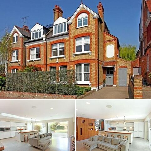 8 bedroom semi-detached house for sale - Dryburgh Road, Putney, London, SW15