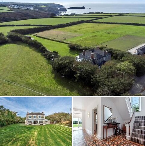 5 bedroom detached house for sale - Angrouse Lane, Mullion, Helston, Cornwall, TR12