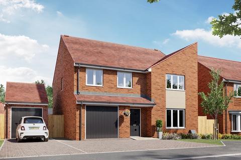 4 bedroom detached house for sale - The Wortham - Plot 55 at Brunton Rise, West of Sage and East of Dinnington, Gosforth NE13