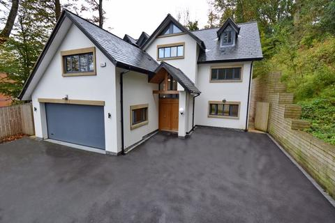 6 bedroom detached house for sale - Shrewsbury Wood, Lowther Road, Prestwich, Manchester