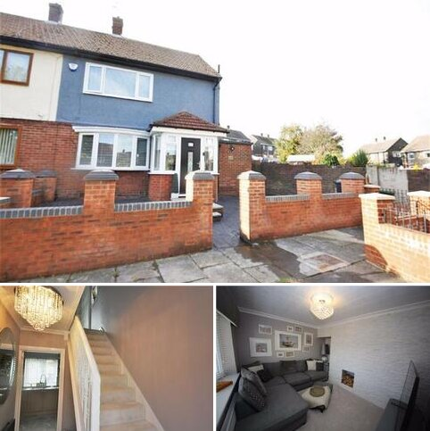 2 bedroom semi-detached house for sale - Swindon Road, Springwell, Sunderland, SR3